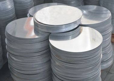 Corrosion Resistance Aluminium Sheet Circle With Mill Finish Diameter 100-920 mm