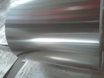 Composite Pipe Industrial Aluminium Foil , 0.006mm - 0.2mm Thickness Aluminum Foil Strips