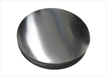 High Pressure Cookware Aluminium Sheet Circle Aluminum Disc Temper H0 / H14