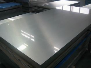 Mirror Finish Polishing Precision Aluminum Plate 1220mm*2440mm