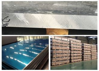 Polished Anodized Aluminum Sheet For Building Industry , Alloy 1100 Aluminum Sheet Metal