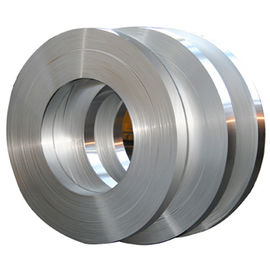 Soft Aluminium Alloy Strip For Construction And Decoration Alloy 1100 / 8011