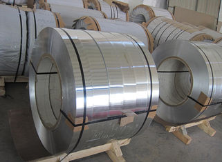 Temper HO Claded Thin Aluminum Strips Industrial ID 500mm High Performance