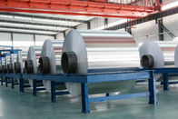 China 50-500 mm Soft Aluminium Foil Roll Jumbo Roll Food Aluminum Container Foil company