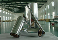 Thickness 0.009-0.03 mm Jumbo Roll Industrial Aluminum Foil For Wrapping Materials
