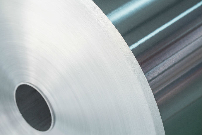 Soft Colorful Household Aluminium Foil Rolling Mill Insulation Material